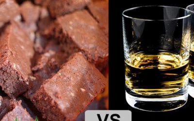 Edibles vs Alcohol