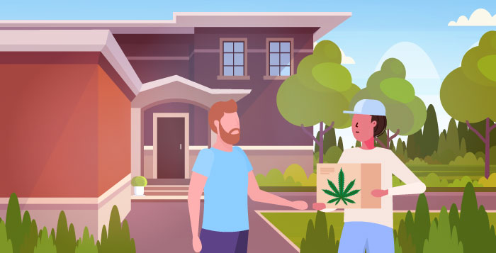 8 Reasons Why Cannabis Delivery Services Benefit the Community