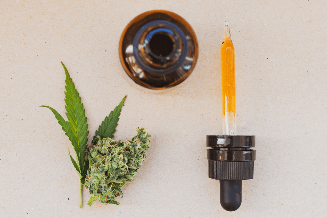 bud and oil