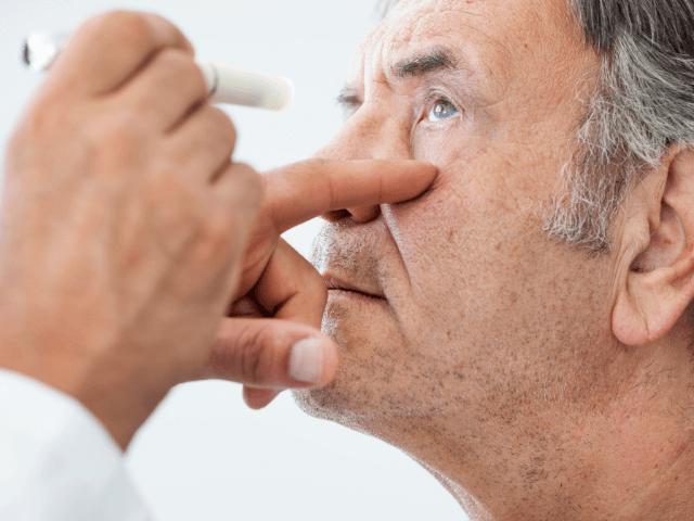 glaucoma patients